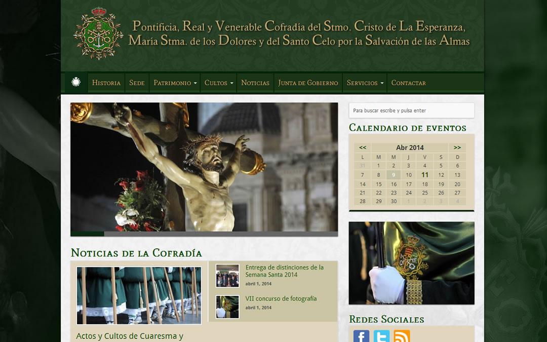 www.cofradiacristoesperanza.com