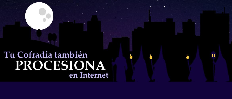 Diseño web para Cofradías