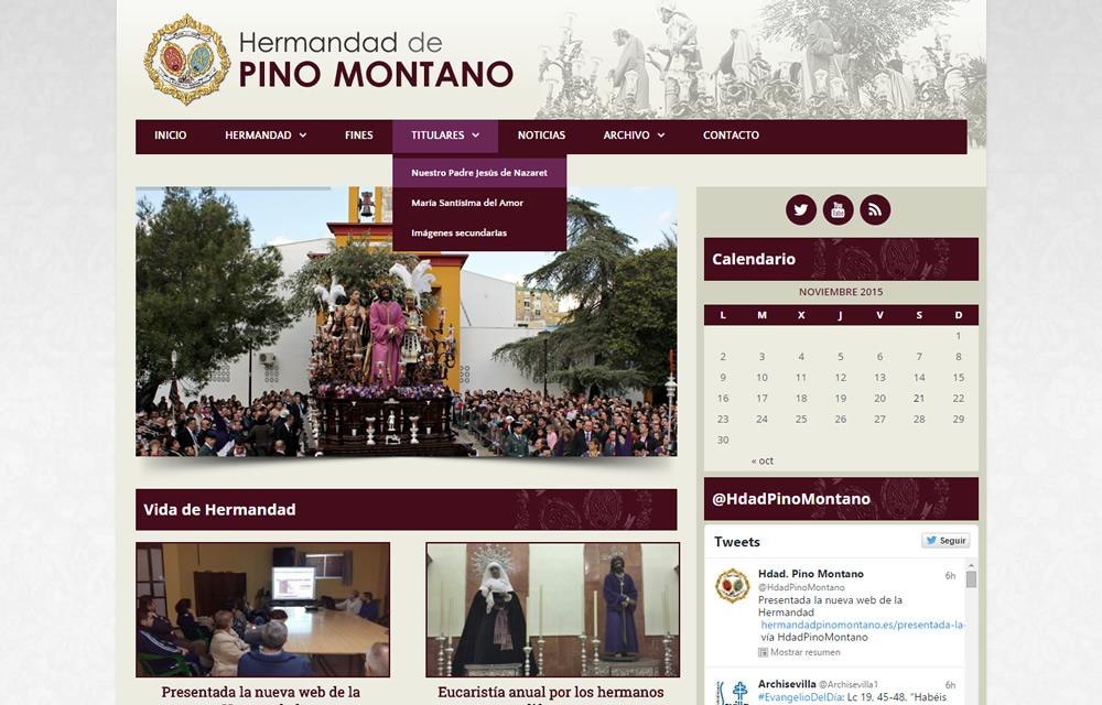 www.hermandadpinomontano.es