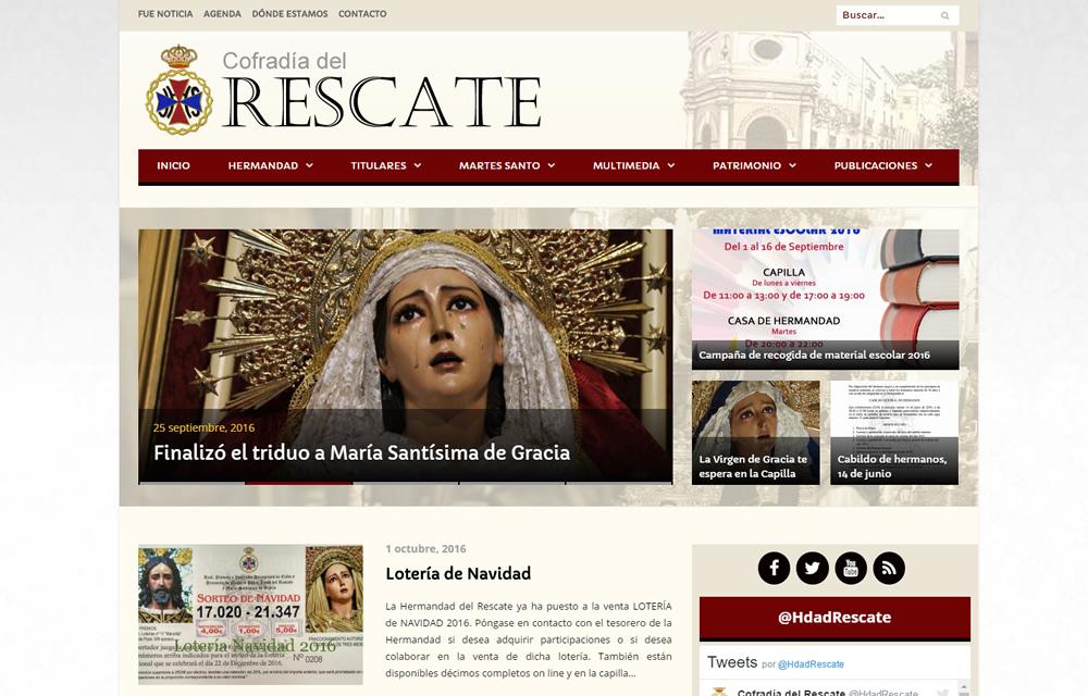 Cofradía del Rescate Málaga