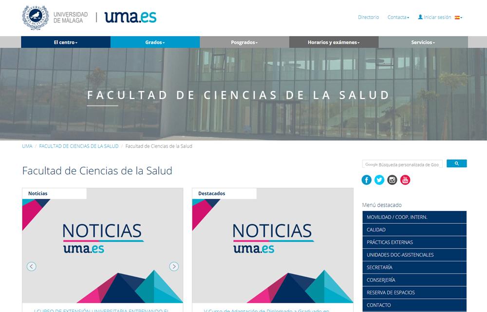 www.uma.es/facultad-de-ciencias-de-la-salud