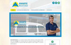 www.electricidadanarte.com