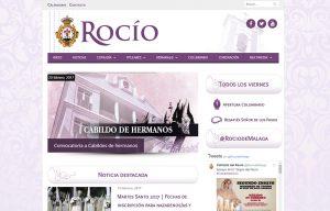 www.cofradiadelrocio.com