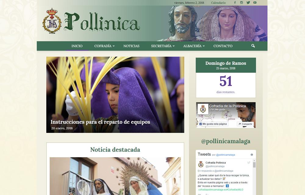 Cofradía de la Pollinica de Málaga