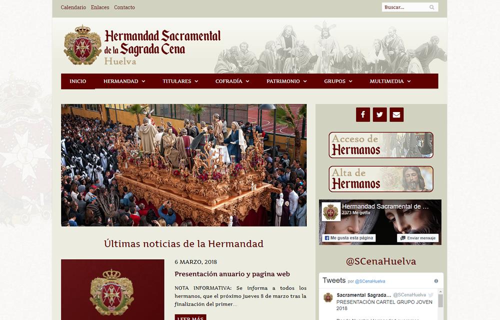 Hermandad de la Sagrada Cena (Huelva)