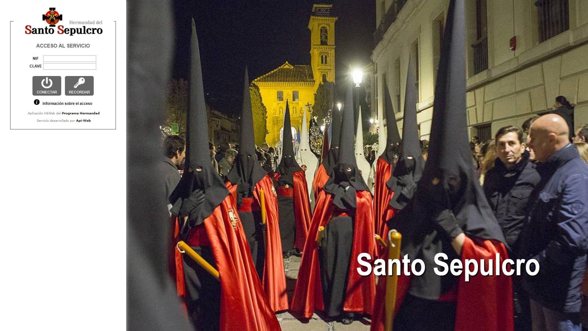 Santo Sepulcro de Granada