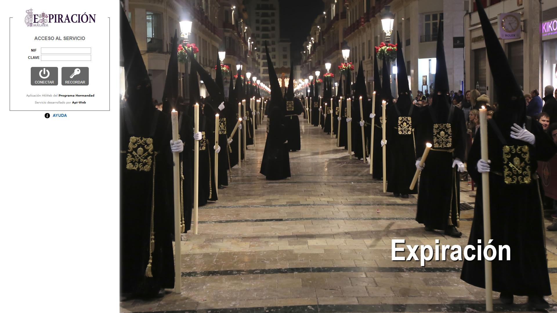 H6Web Expiración de Málaga