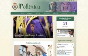 www.cofradiapollinicamalaga.es