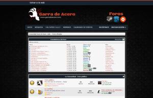 www.garradeacero.com/foros