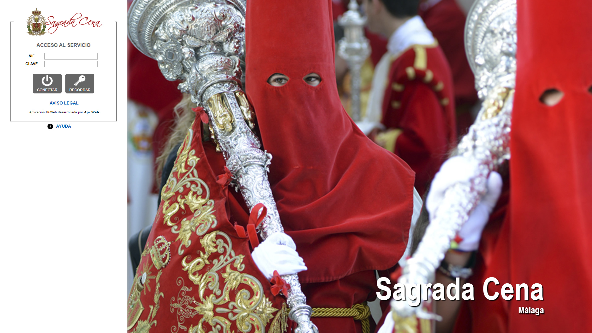 Hermandad de la Sagrada Cena (Málaga)