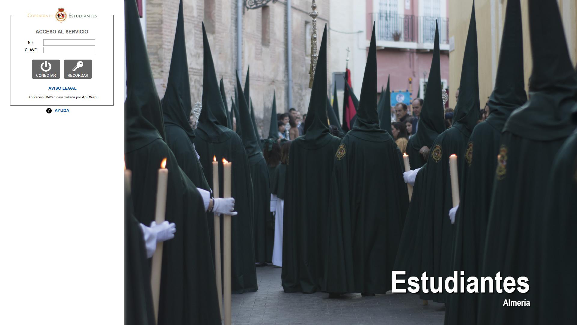 Cofradía de Estudiantes Almería