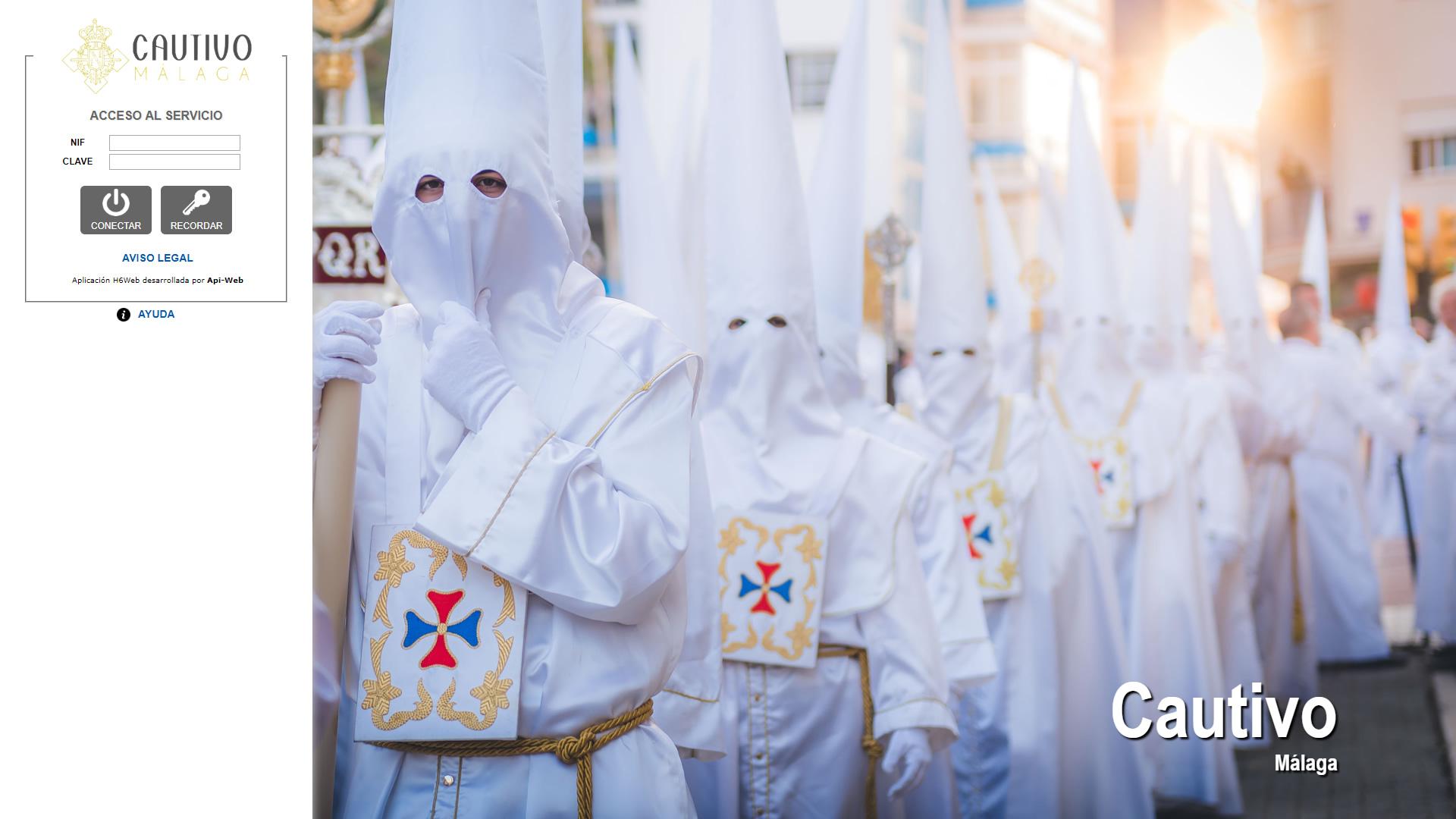Cofradía del Cautivo Málaga