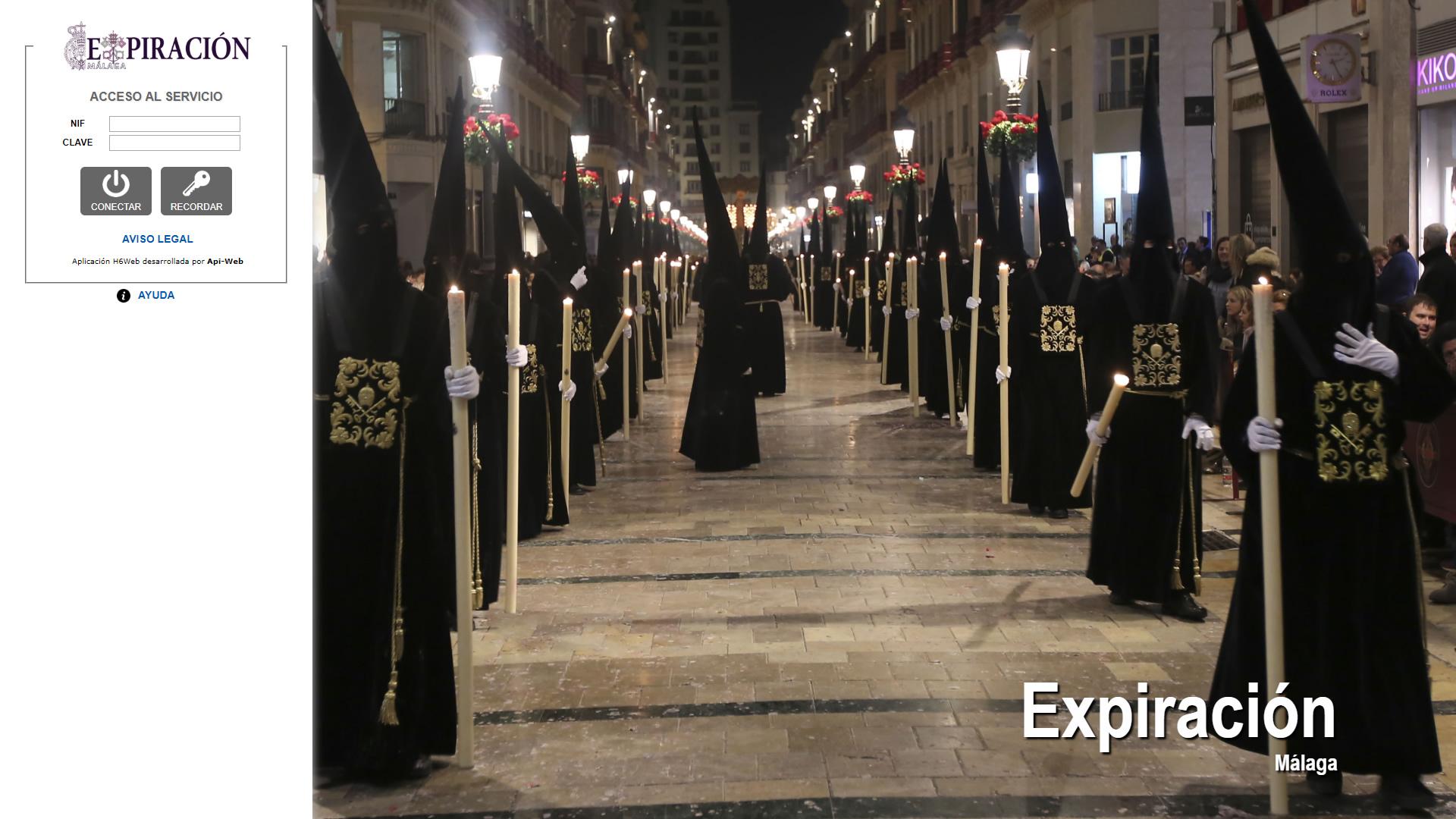 Archicofradía de la Expiración Málaga