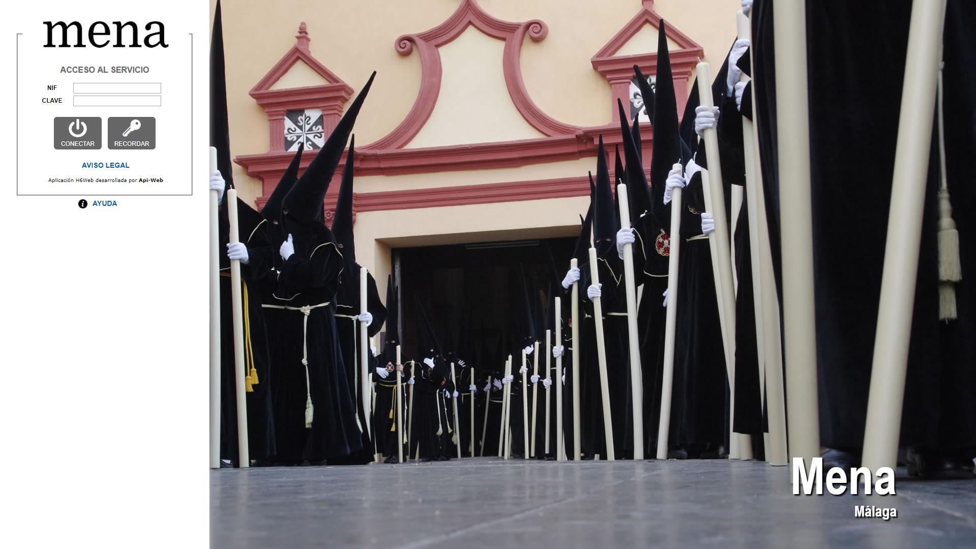 Congregación de Mena Málaga