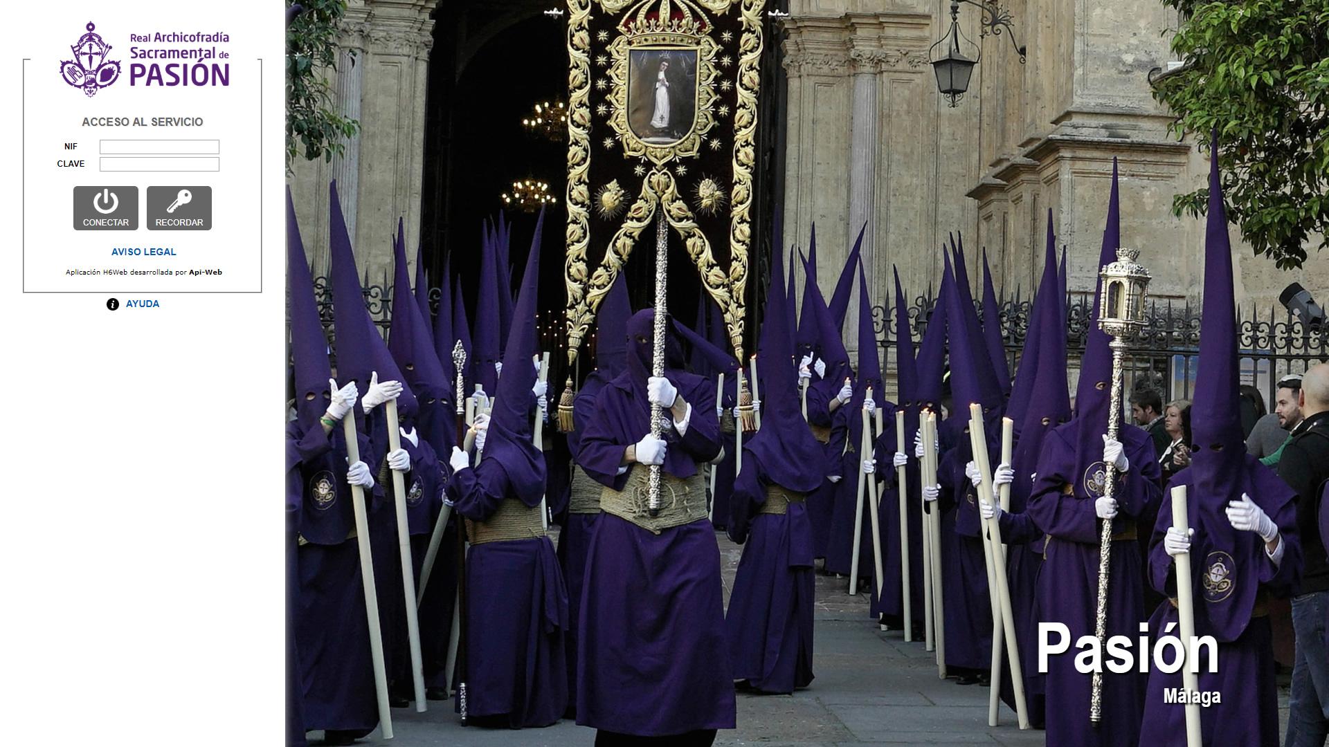 Archicofradía de la Pasión Málaga
