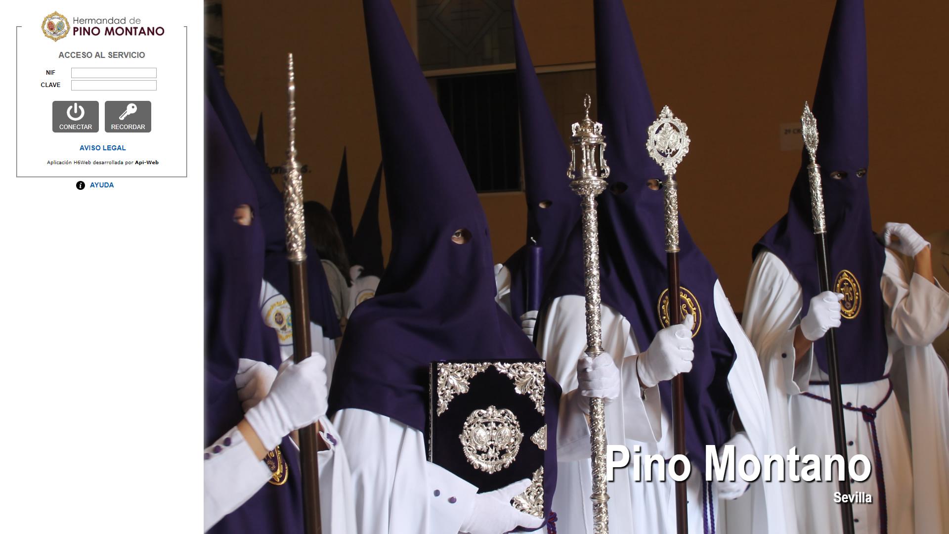 Hermandad de Pino Montano Sevilla