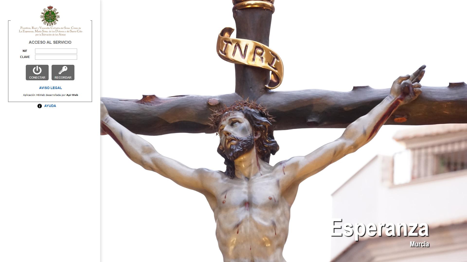 Cofradía de la Esperanza Murcia