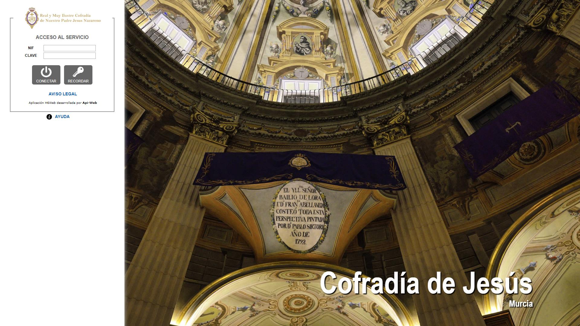 Cofradía de Jesús Nazareno de Murcia