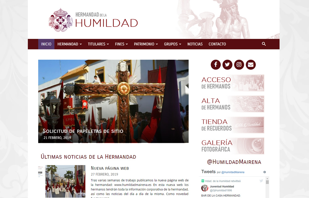 Hermandad de la Humildad (Mairena del Alcor)