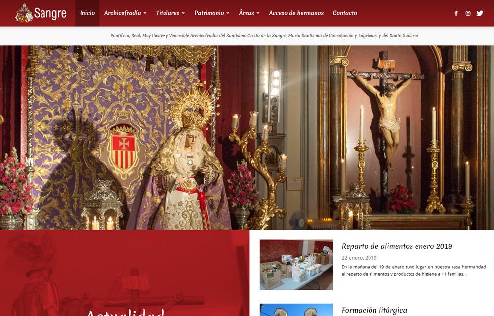 Archicofradía de la Sangre Málaga