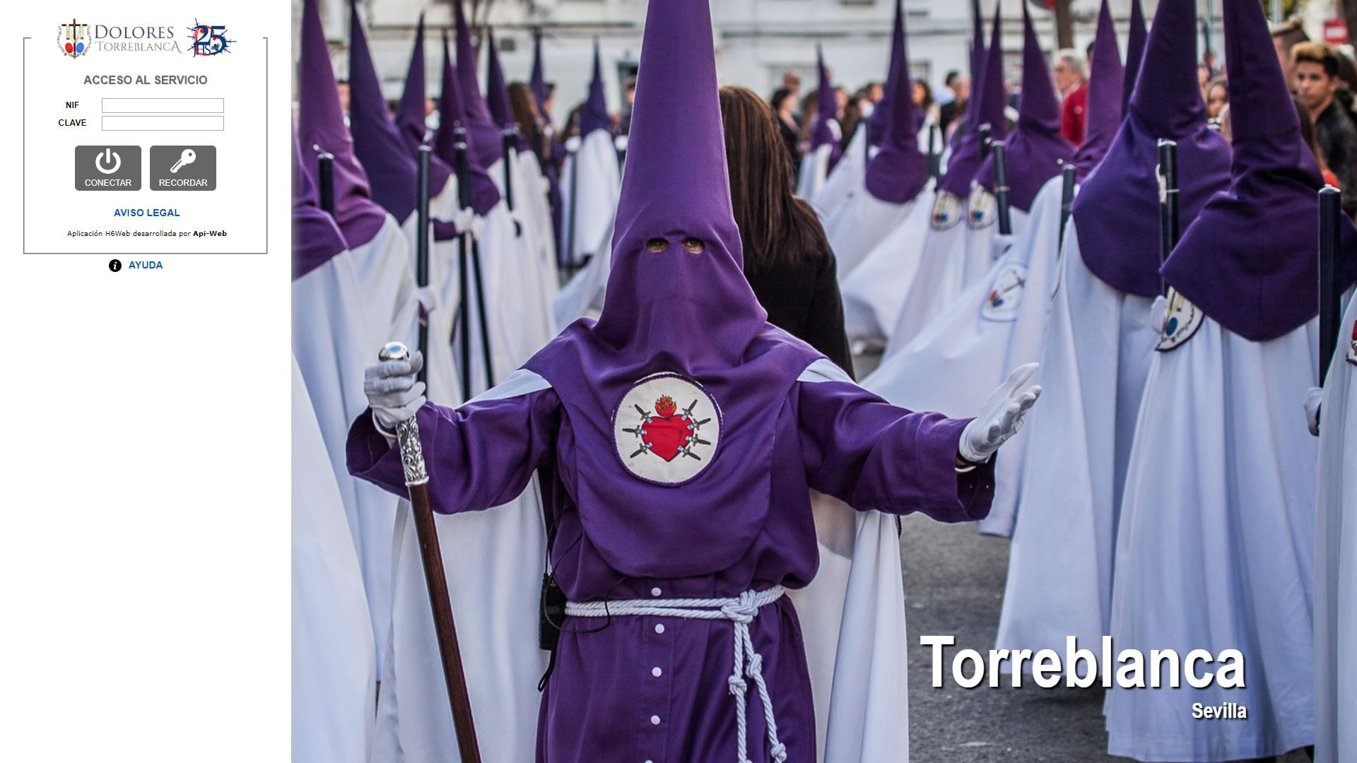 H6Web Dolores de Torreblanca Sevilla