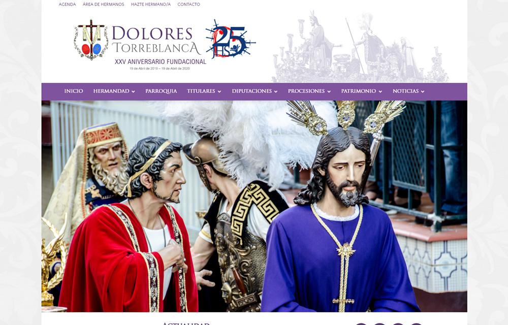 Hermandad de los Dolores de Torreblanca (Sevilla)