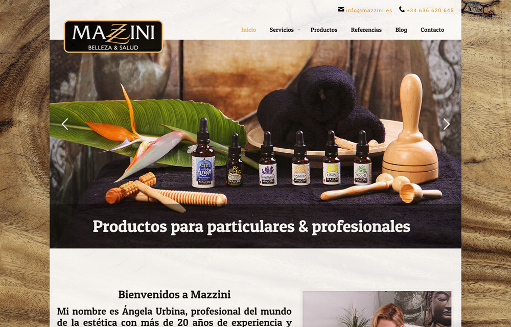 Mazzini: Belleza & Salud